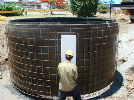 Commercial Septic Tank System